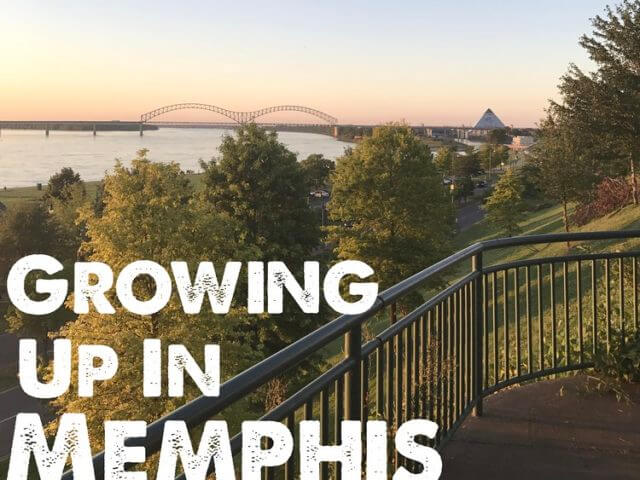 Growing Up In Memphis
