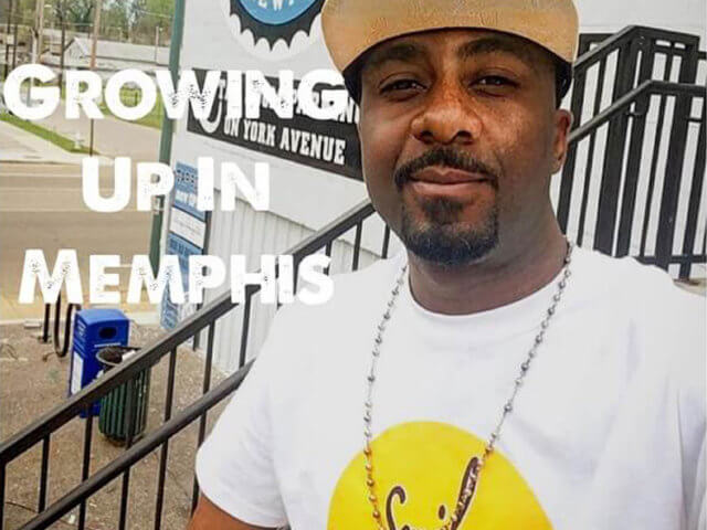 Growing Up In Memphis: Jason Mitchell