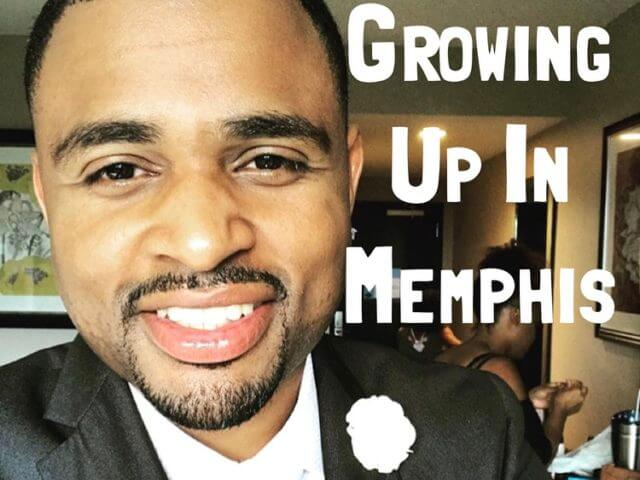 Growing Up In Memphis : Mario King